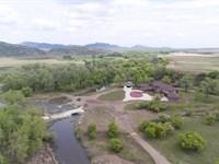 Tally Ho Ranch : Wheatland : Platte County : Wyoming