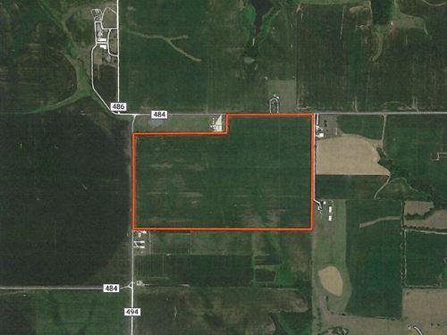 Tillable Row Crop Farm Lincoln : Hawk Point : Lincoln County : Missouri