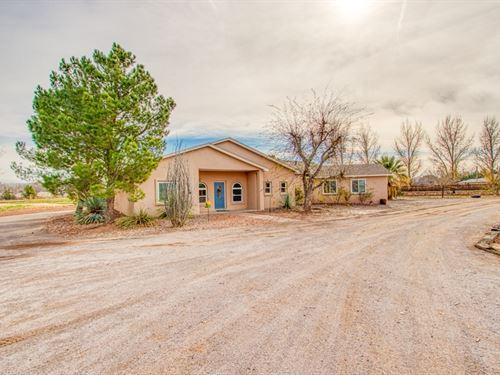 Country Home, Solar Farm North : Las Cruces : Dona Ana County : New Mexico