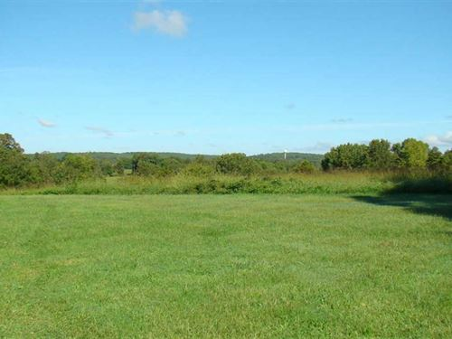Views, 5.8 Acres M/L, Grapevines : Mountain View : Howell County : Missouri
