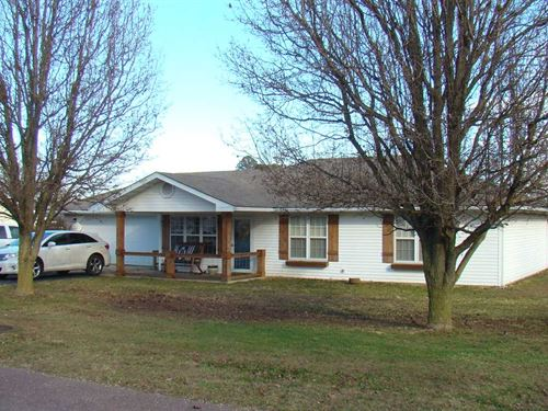 Country Ranch Home, Large Yard, CO : Mountain View : Howell County : Missouri