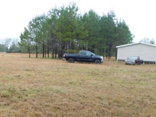 3 Acres With A Home In Walthall Cou : Sandy Hook : Walthall County : Mississippi