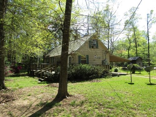 1 Acre With A Home In Pike County : McComb : Pike County : Mississippi