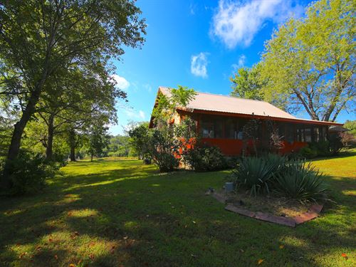 Country Home With Acreage For Sale : Thayer : Oregon County : Missouri
