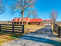 Gorgeous Farm on The Duck River : Duck River : Hickman County : Tennessee