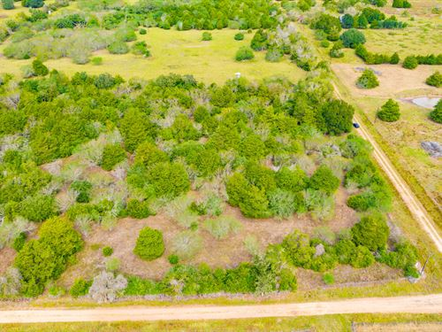 2 Acres Minerals & Cable / Internet : Hallettsville : Lavaca County : Texas
