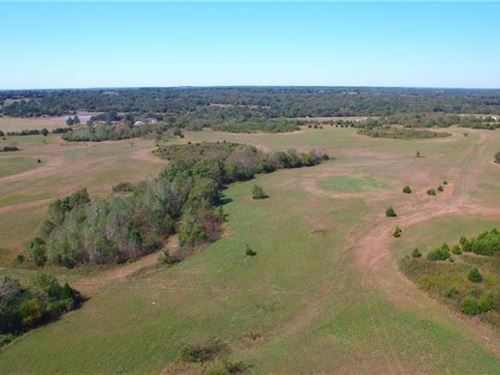Maud 157 Acres : Maud : Pottawatomie County : Oklahoma