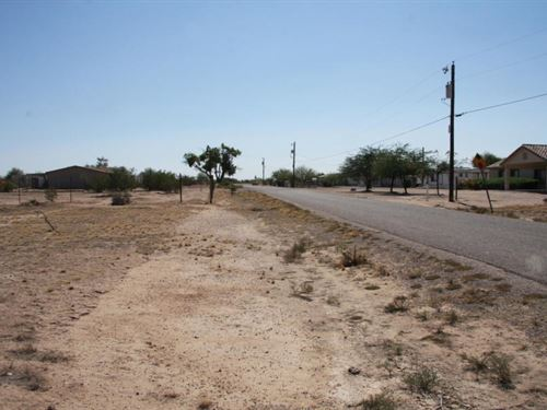Acreage For Sale Casa Grande AZ : Casa Grande : Pinal County : Arizona