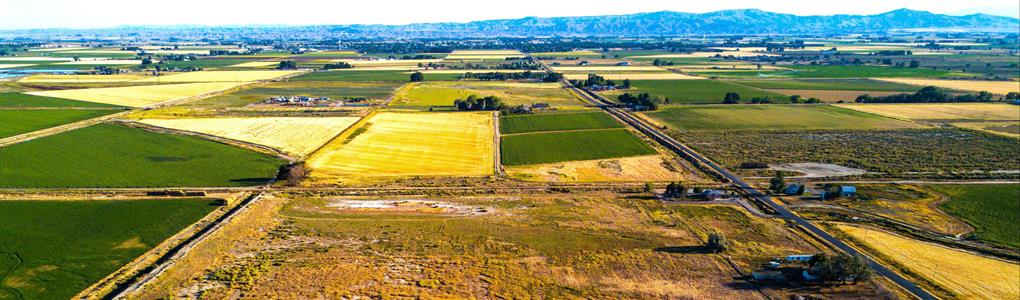 35 Acre in Powell With Water Rights : Powell : Park County : Wyoming