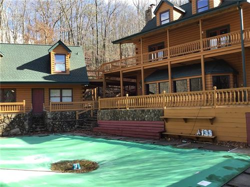 Log Cabin Home For Sale in Jasper : Jasper : Pickens County : Georgia