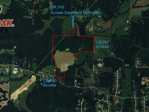 105 Acres Craighead County : Jonesboro : Crawford County : Arkansas