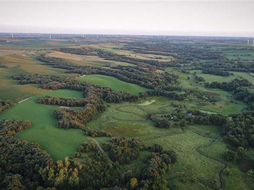 73.34 Acres, More or Less Cedar Cr : Oakdale : Antelope County : Nebraska
