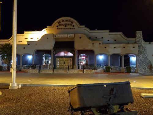 Arizona Restaurant, Bar Special : Safford : Graham County : Arizona