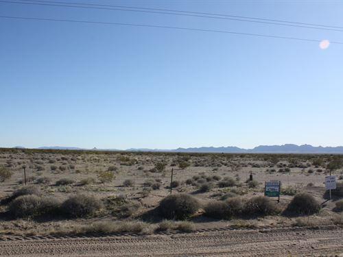 Arizona Acreage Salome Arizona 3 : Salome : La Paz County : Arizona