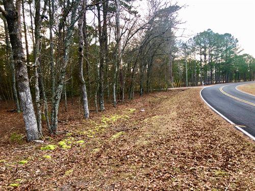 3.3 Acre Lot For Sale in Washington : Washington : Beaufort County : North Carolina