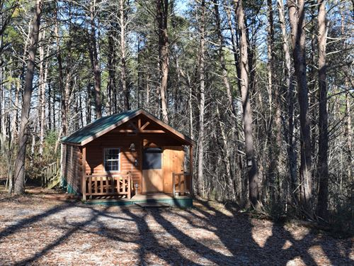 East Tennesse Log Cabin, Cocke : Newport : Cocke County : Tennessee