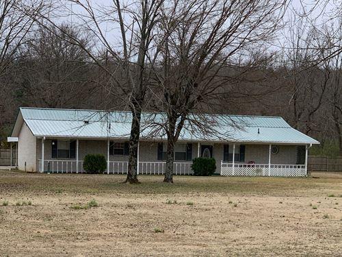 Wilburton 3 Bedroom Home For Sale : Wilburton : Latimer County : Oklahoma