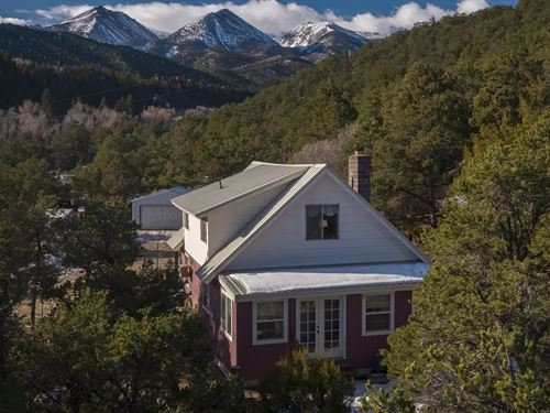 Affordable County Road 48 : Howard : Chaffee County : Colorado