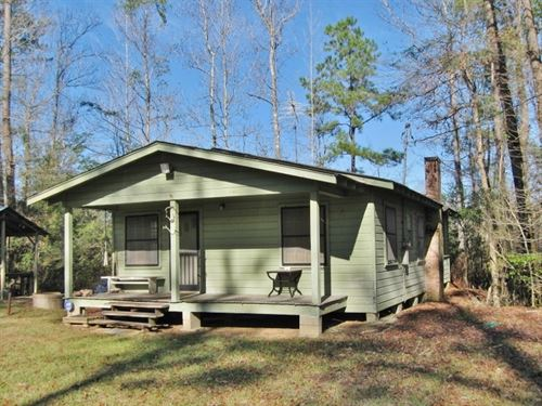 167 John Ford Home Road : Sandy Hook : Marion County : Mississippi