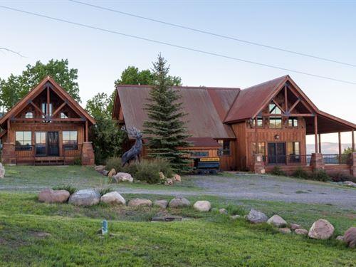 402 Acres in Cimarron, Colorado : Cimarron : Montrose County : Colorado