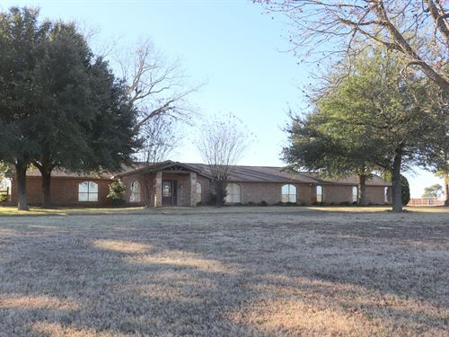 Equine, Horse, Country Home, 27 : Quitman : Wood County : Texas