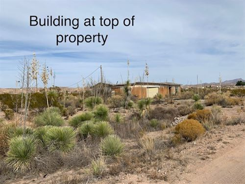 9 Acres Bordering State Land : Duncan : Greenlee County : Arizona