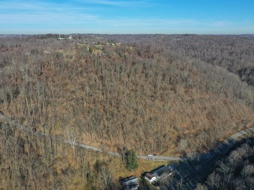 CR 48, 5 Acres : Shadyside : Belmont County : Ohio