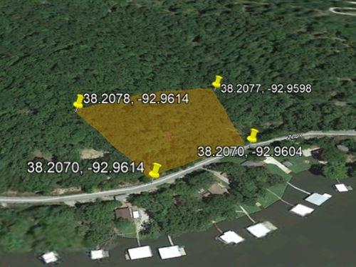 Enjoy 2.8 Acres of Treed Treasure : Climax Springs : Camden County : Missouri
