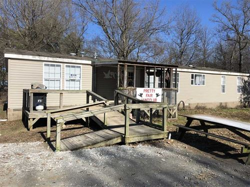 Nice 3 Bedroom, 2 Bath, 2005 Doubl : Waldenburg : Poinsett County : Arkansas