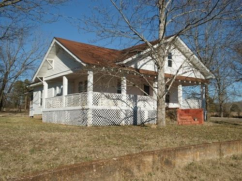 Craftsman Country Home, Small : Doniphan : Ripley County : Missouri