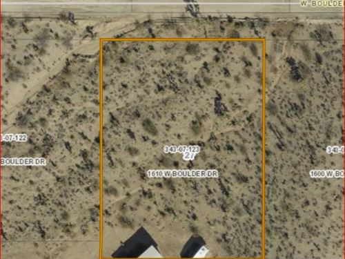 1 Acre in Mohave County Arizona : Meadview : Mohave County : Arizona