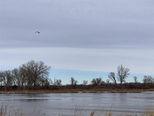 Middle Loup River 213 : Sargent : Custer County : Nebraska