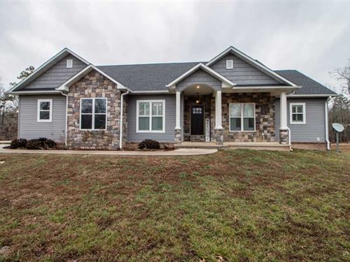 Beautiful 5 Bedroom Home For Sale : Ellsinore : Carter County : Missouri