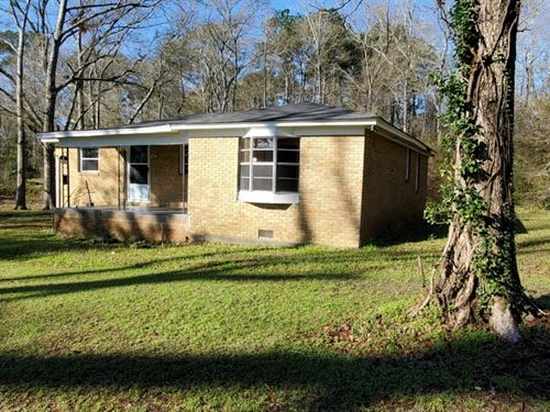 2.3 Acres With A Home In Pike Count : Magnolia : Pike County : Mississippi