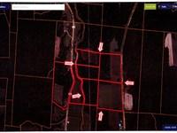 Land Tioga County, 37 Acres Open : Waverly : Tioga County : New York