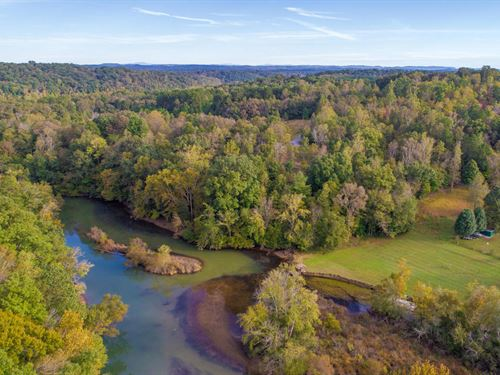 Level, Creekside Lot : Soddy Daisy : Hamilton County : Tennessee
