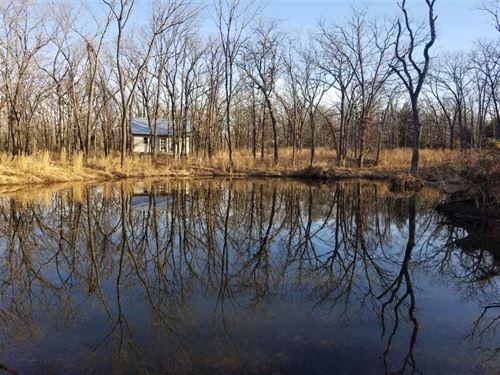40 Acres Near The KS OK Border : Wann : Nowata County : Oklahoma