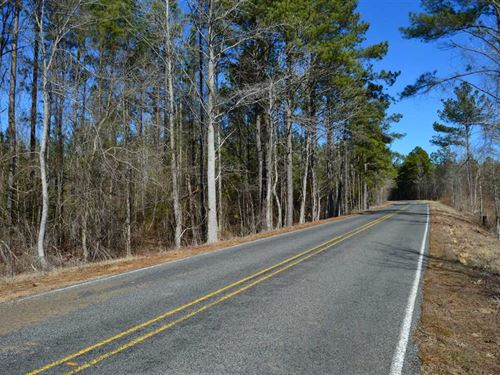 15 Acres Timber And Hunting Land : Kilmichael : Montgomery County : Mississippi