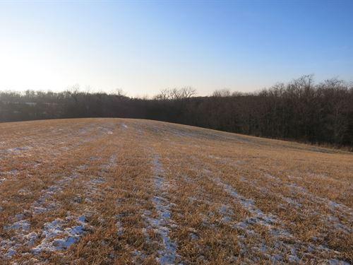 Land For Sale in Eagleville MO : Eagleville : Harrison County : Missouri
