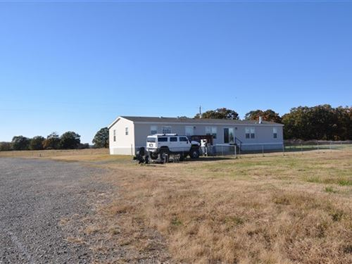 Land Highway Frontage Commercial : Poteau : Le Flore County : Oklahoma