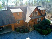 1200 Ac + 3058 Sq Ft Cabin +2 Lakes : Equality : Coosa County : Alabama