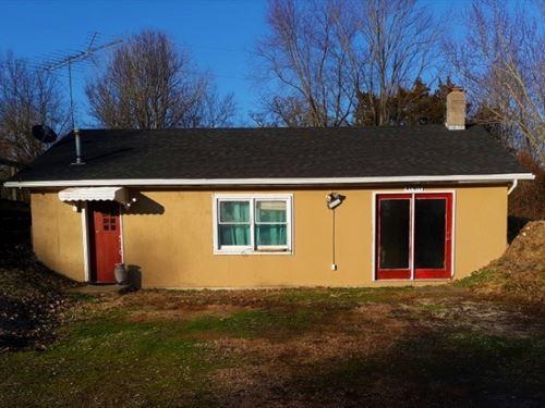 Home 2.5 Acres Fristoe Mo, Truman : Warsaw : Benton County : Missouri