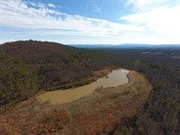 307 Acres Recreational Property 3 : Wister : Le Flore County : Oklahoma