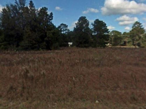 Cleared Lot For Your Home No, 308 : Chatmire : Marion County : Florida
