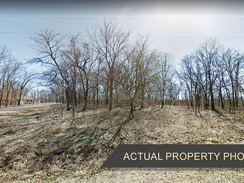 Treed Property in Bella Vista : Bella Vista : Benton County : Arkansas