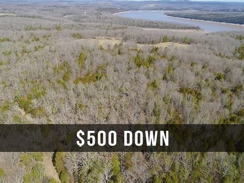 Owner Financed 7 Acres Near Lake : Cedarcreek : Taney County : Missouri