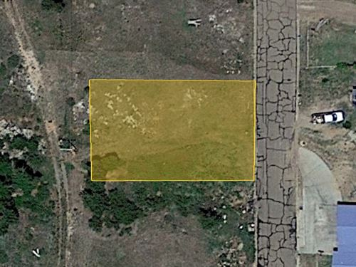 .14 Acres in Borger City For Sale : Borger City : Hutchinson County : Texas