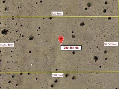 Land For Sale in California City : California City : Kern County : California
