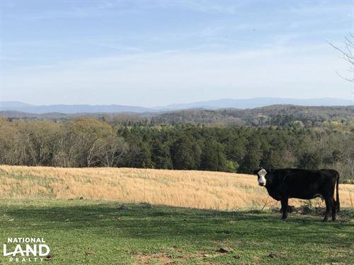 Mountain View Estate Acreage in Len : Lenoir City : Loudon County : Tennessee