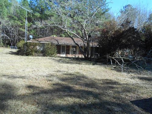 Home & 1.5 Ac Franklin County : Smithdale : Franklin County : Mississippi